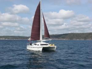 safari sailing